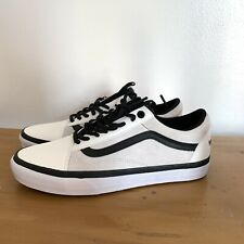 Vans Old Skool The North Face MTE DX White Shoes Size 10.5 New with Box RARE!