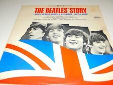 THE BEATLES' STORY - DOUBLE ALBUM - CAPITOL RECORDS- FAIR   - L152