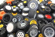 Lego® 1 kg Technic Reifen Räder mit Felgen in verschiedenen größen Kiloware Kg