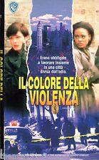 Il colore della Violenza (1992) VHS Warner - Rod Holcomb  Robin Givens
