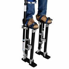 Drywall Stilts Zancos Trabajo Duraderos Asequibles Professional 24-40Inch Black