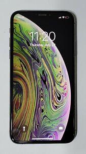 Apple iPhone XS - 256GB - Space Gray (Unlocked) A1920 (CDMA + GSM) (CA)