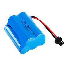 Rechargeable 6V 1400mAh Ni-Cd AA Battery Pack With SM 2P Plug For RC Toys
