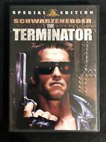 The Terminator (DVD, 2001) Arnold Schwarzenegger, Linda Hamilton, Michael Biehn