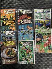 Green Lantern #121-127 plus Secret Files & Origins #1-2 and more DC Comics