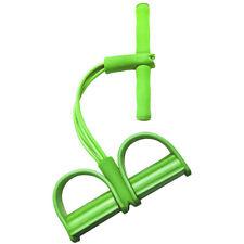 Banda de resistencia elástica ejercicio cordón cordón fitness yoga expansor
