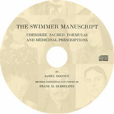 Cherokee Sacred Formulas & Medicine Prescriptions - Native American Book on CD