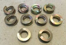 Qty 10 x 3/8 THACKERY WASHERS. Double Coil Spring Washers BS1802 Type D