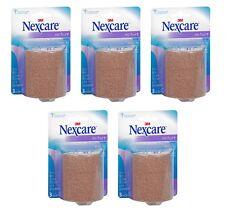 5 Pack - Nexcare Coban Self-Adhering Wrap, 3 in X 5 Yd. Roll in Each