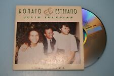 Donato & Estefano con Julio Iglesias ‎– Naturaleza. CD-Single