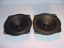 """FOCAL 8"""" speaker WOOFER DRIVER PAIR for Nelson-Reed 802 cabinet ////"""