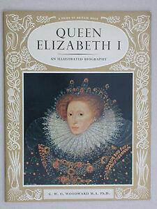 Queen Elizabeth I - Biographie en anglais Royauté monarchie Reine