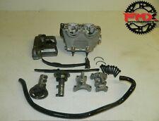 07 Yamaha Yz250f Cylinder Head, Cams, Valves, Top End B19