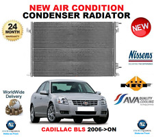 FOR CADILLAC BLS AIR CON CONDENSER 2006->ON SALOON WAGON 1.9 D ** OE QUALITY **