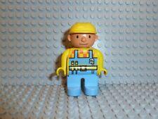 Lego ® duplo Bob el constructor figura 3274 9119 3273 3275 3284 3271 3279 f753