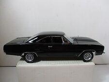 1/18 GMP BLACK SUPER COMMANDO 1970 PLYMOUTH GTX