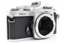 Nikon FM3A SLR Film Camera Excellent+ No. 215077