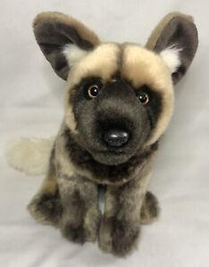 Webkinz Signature African Wild Dog Plush Stuffed Animal WKS1066 No Code