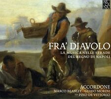Accordone - Fra Diavolo: Street Music from Kingdom of Naples [New CD]