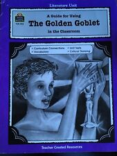 Tcr Guide for Using The Golden Goblet Literary Unit 5th-8th Gr. Vgc