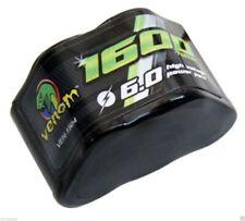 Venom 1504 6v 1600mAh 5-Cell Hump Receiver NiMH Battery