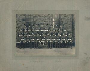 Photograph The Kings Own Lancaster regiment circa WW1  FPP2