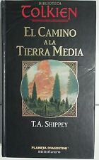 El Camino a la Tierra Media. Biblioteca J.R.R. Tolkien. Libro