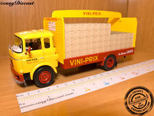 BERLIET GAK 6 VINIPRIX VINI-PRIX 1:43 1958 FRANCE TRUCK