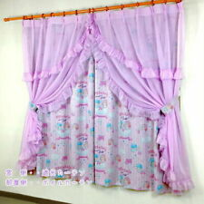 Little Twin Stars sanrio 4-piece curtain set 100×200cm(39×79inch) curtains