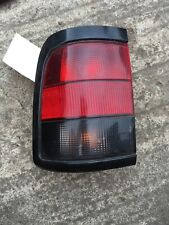 Peugeot 806 Back Lights left #86645 1995 onwards 1999 vehicle