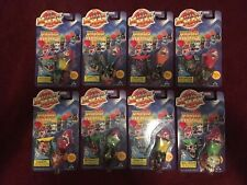 Mighty Max Dread Head Complete Lot!