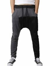 Mens Hip Hop Dark  grey Jersy and Black  Harem,hip hop joggers Pants  .