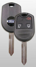 Ford 3 Button Remote Key (New Style 8073) Ford 4D-63 80-bit