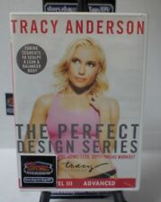 Tracy Anderson: The Perfect Design Series - Level 3 NEW DVD FREE SHIPPING!!