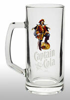 Captain Morgan Glass Tankard