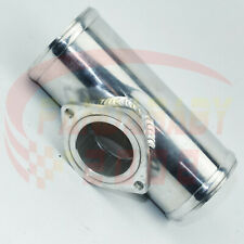 """2.5"""" 63mm 2.5in 2-1/2 Greddy Flange BOV Blow Off Valve T-Pipe S R RS RX L:150mm"""