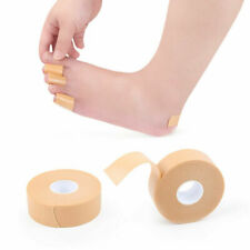 Mole Skin Bandage Roll with Extra Templates Heavy Duty Fabric Padding Tape 1Pc