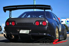 89-94 GTR R32 JDM TOP SECRET TS Style Rear Diffuser FRP RB26DETT (SHIP FROM USA)