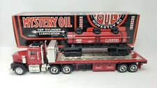 NIB Marvel Mystery Oil Toy Truck Flatbed 3-Dome Tank Car 504 Made  #460