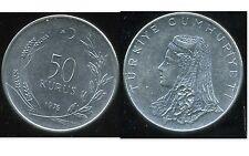 TURQUIE  50 kurus 1976  ( bis )