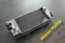 For Kawasaki KX80 KX85 KX100 1998-2013 1999 2000 2001 aluminum alloy radiator