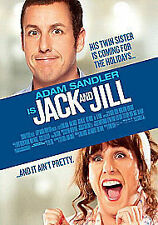Jack And Jill (DVD, 2012)