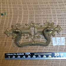 One Victorian drawer handle