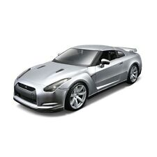 Maisto 1:24 2009 Nissan GT-R Kit Collectable Diecast Metal Model Supercar Car