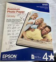 """Epson 36/"""" x 100/' Semi Matte Photo Paper S041656 Not Matte, Virtually SemiGloss"""