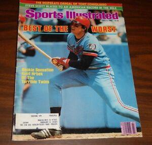 Sports Illustrated - July 5, 1982 - Rookie Sensation Kent Hrbek