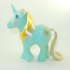 Vintage My Little Pony ~*Unicorn Sunbeam Blue Yellow GORGEOUS!*~