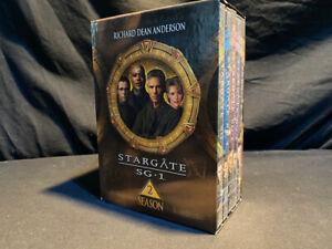 Stargate SG1 DVD Season 2 R1- VGC