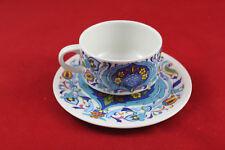 Villeroy und Boch Izmir 1973 Gedeck Teetasse Untertasse Tee