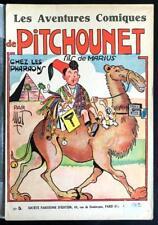 EO Pitchounet (les aventures comiques de) 5 Pitchounet chez les pharaons (t. pro